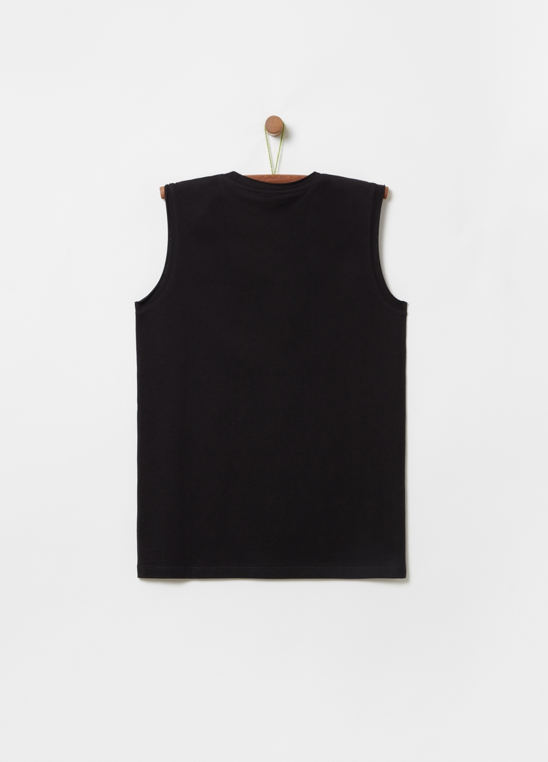 Tank top with Playstation print image number null