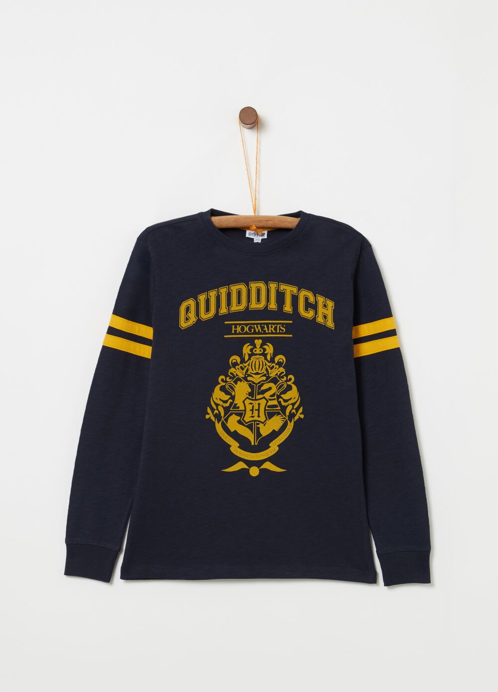 100% cotton T-shirt with Harry Potter print