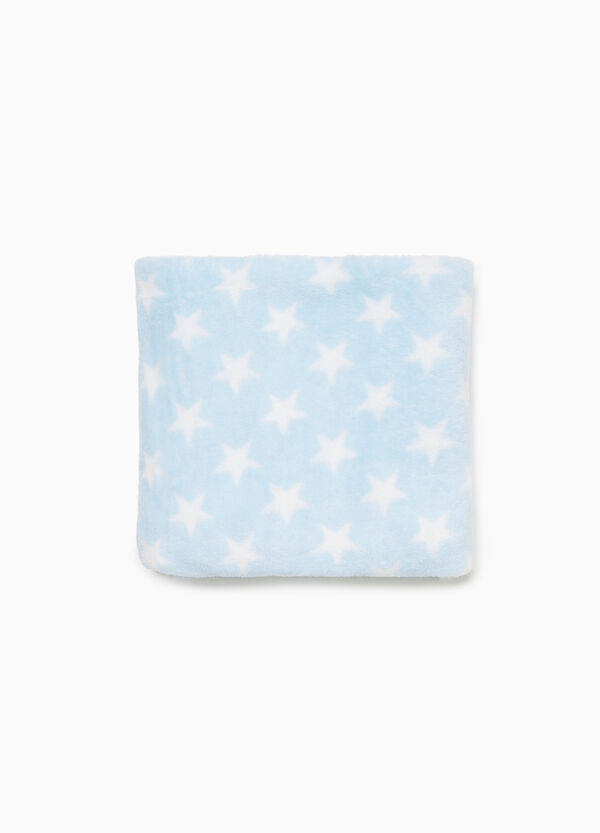 Star crib blanket