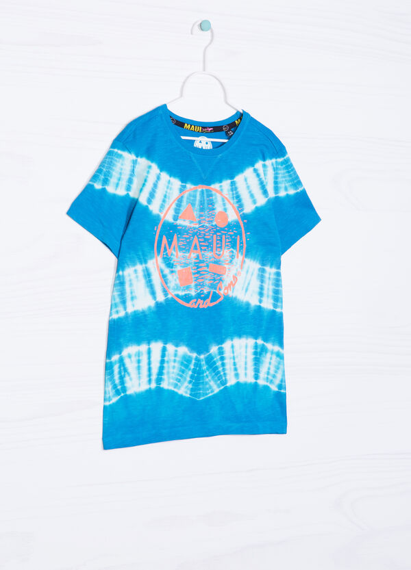 T-shirt puro cotone Maui and Sons