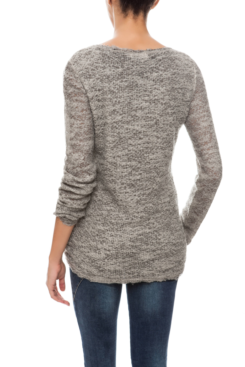 Pullover lungo image number null