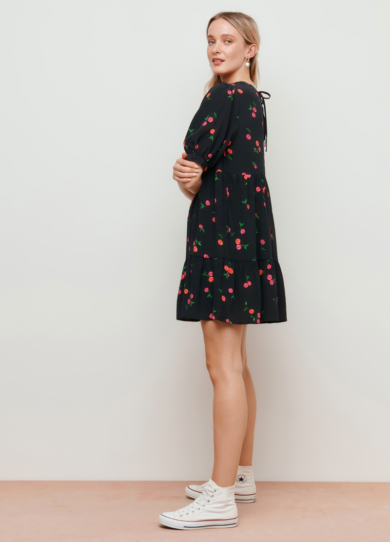 Nobody's Child mini dress with frills image number null