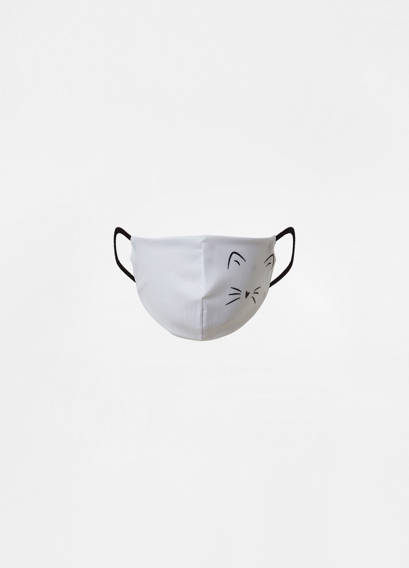 High filter washable cotton mask image number null