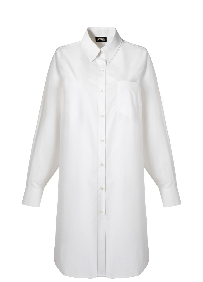 Shirt dress, Jean Paul Gaultier for OVS image number null