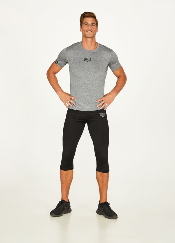 Leggings a tre quarti stretch Everlast