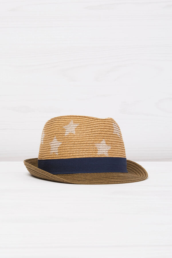 Hat with printed stars | OVS