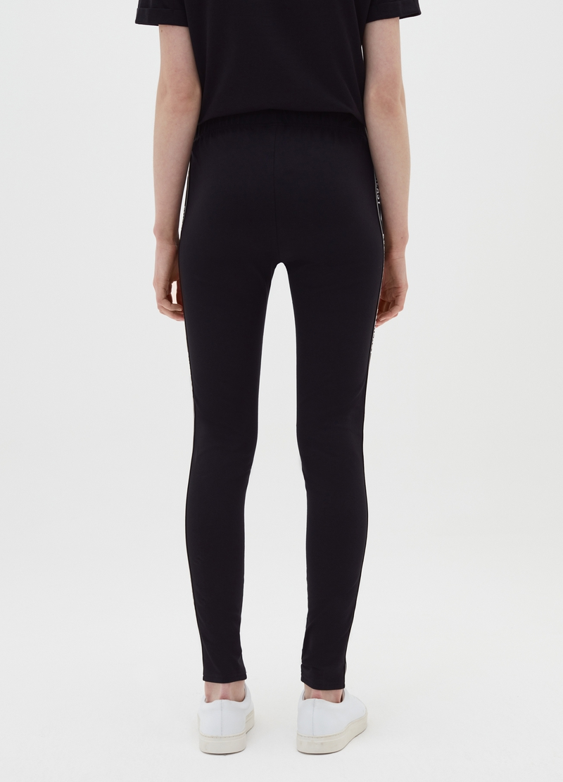 Everlast stretch leggings with side bands image number null