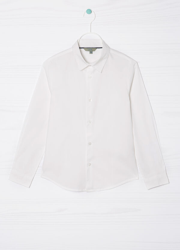100% cotton shirt | OVS