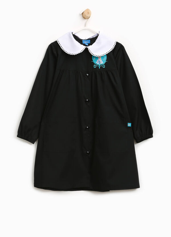 Smock in cotton blend with Frozen embroidery | OVS