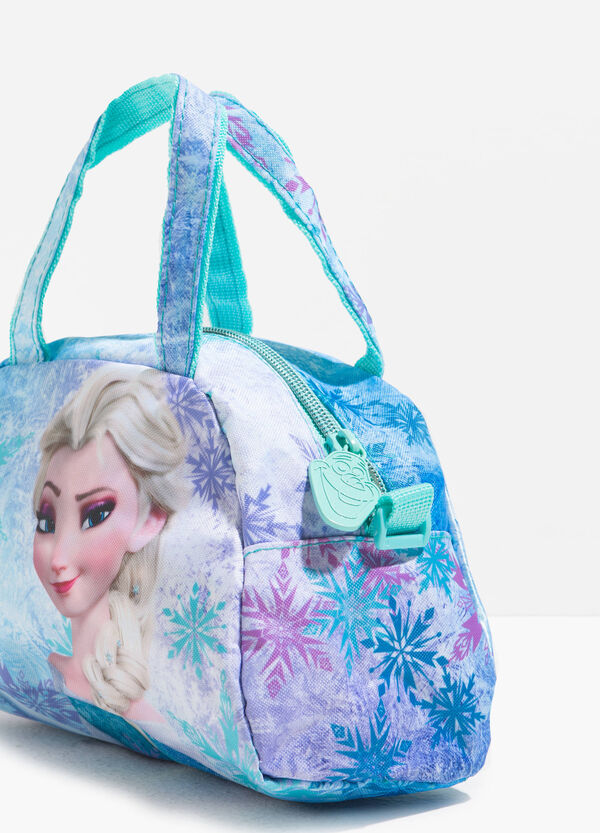 Frozen shoulder bag with handles | OVS