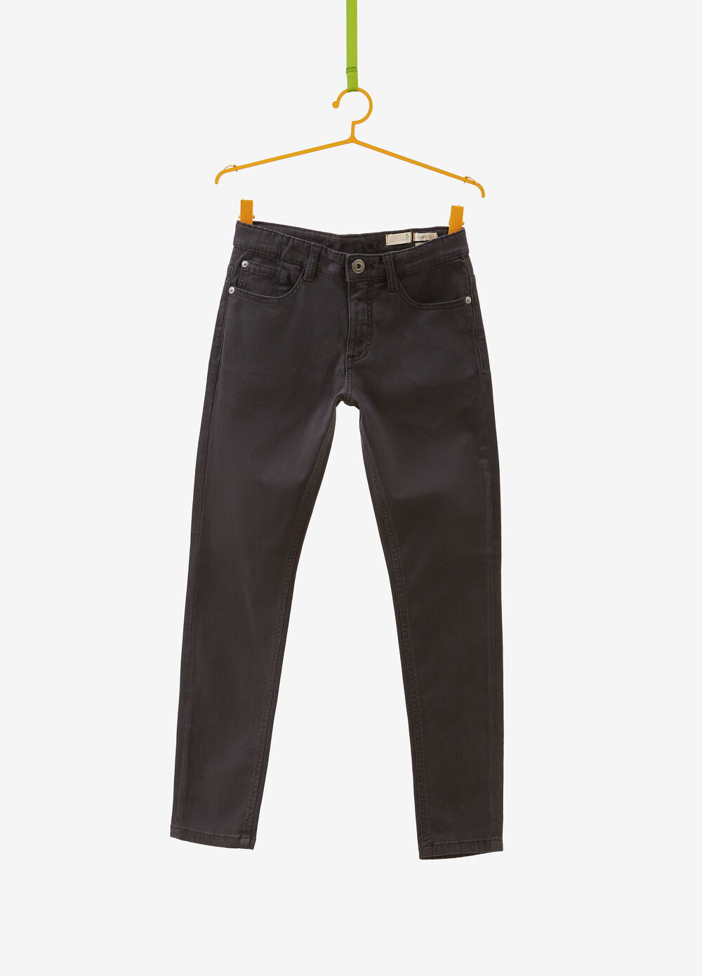 5-pocket Stretch cotton trousers