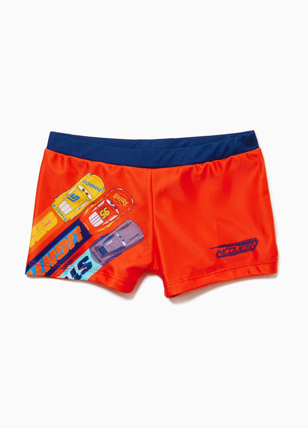 Boxer mare stretch stampa Cars