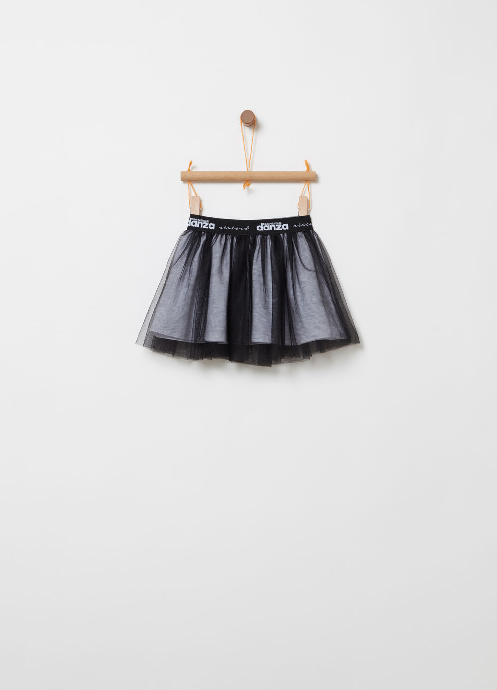 Dimensione Danza skirt with tulle