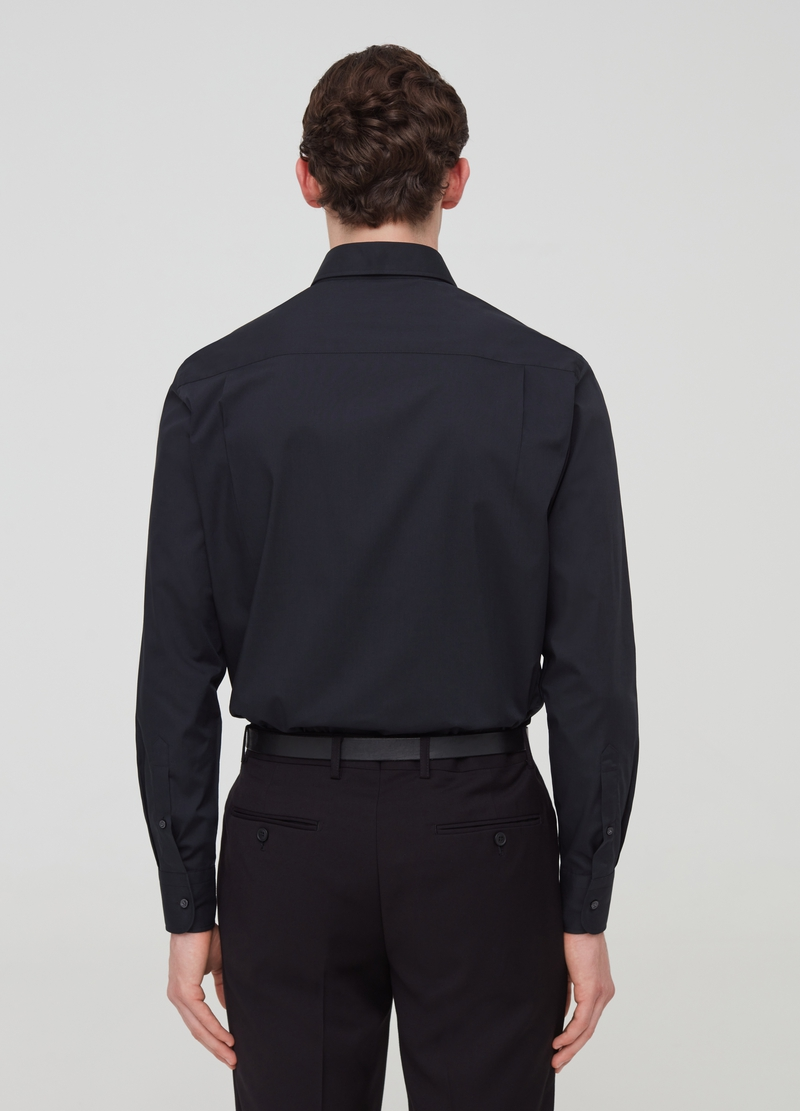 Regular-fit shirt with pocket image number null
