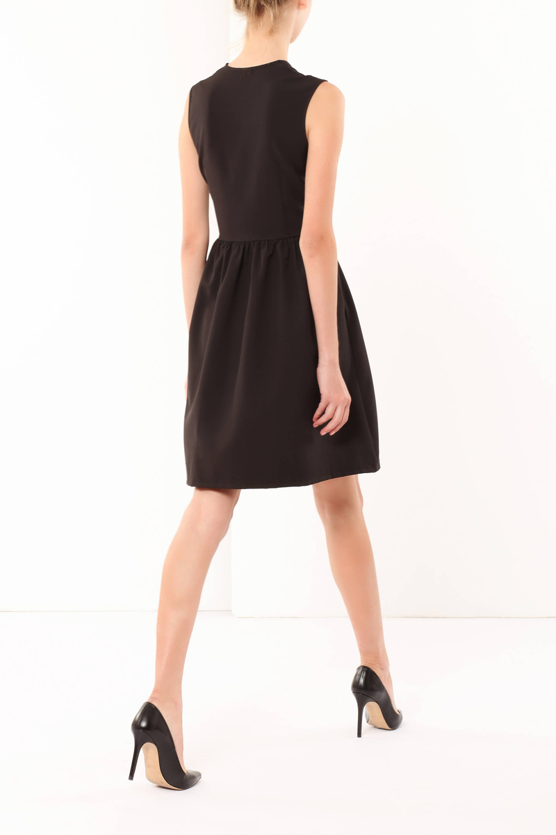 Flared dress image number null