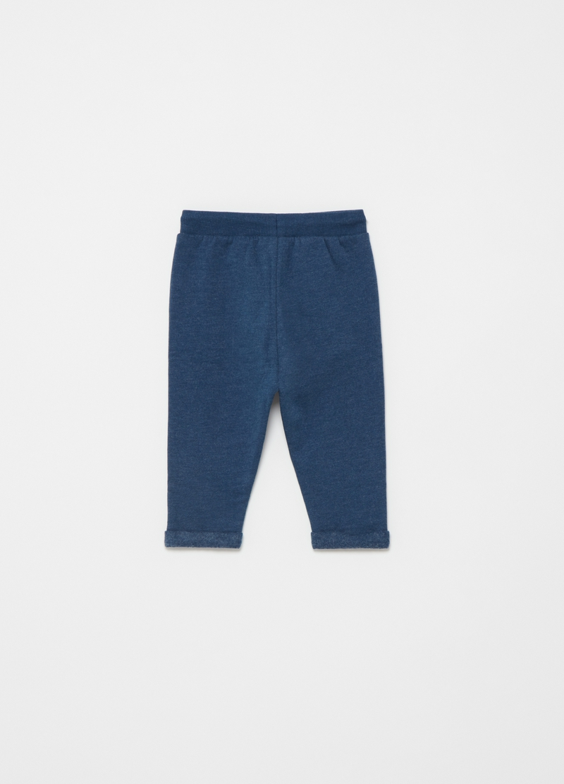 Joggers con coulisse a cordino image number null