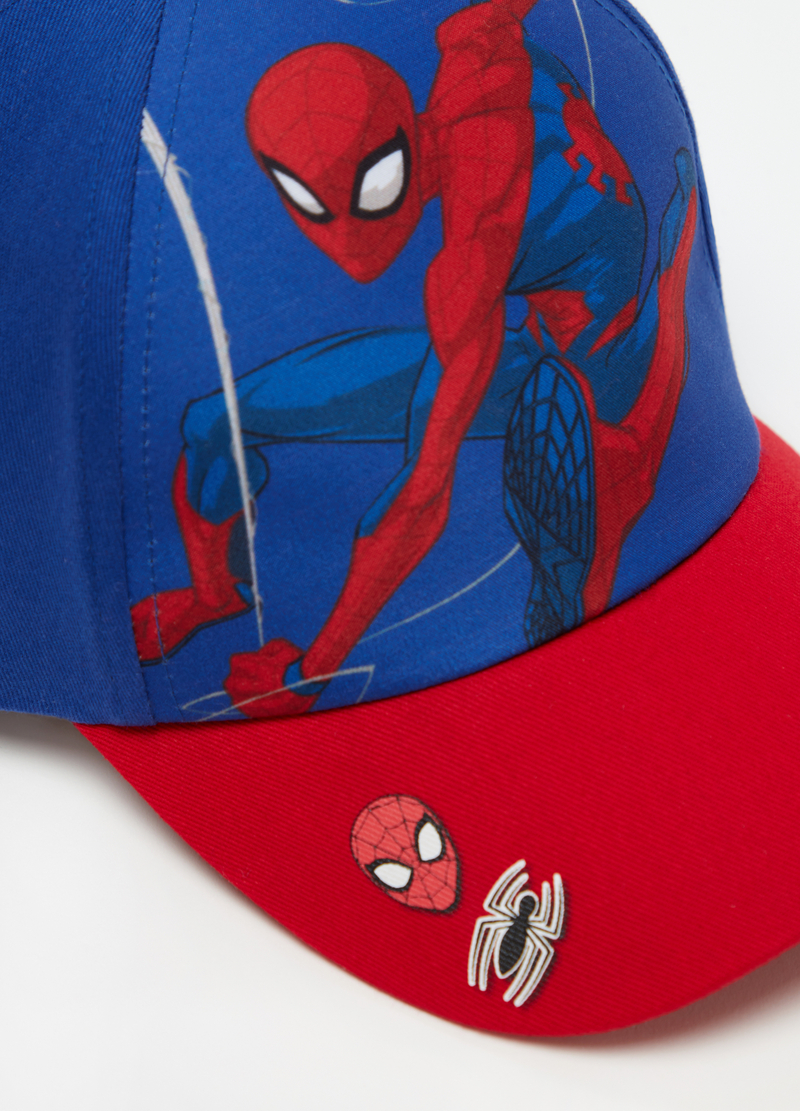 Marvel Spider-Man hat with maxi print image number null