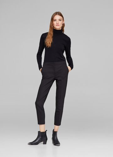 Formal cigarette trousers