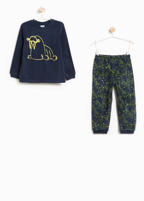 Pyjamas with print and walrus pattern | OVS
