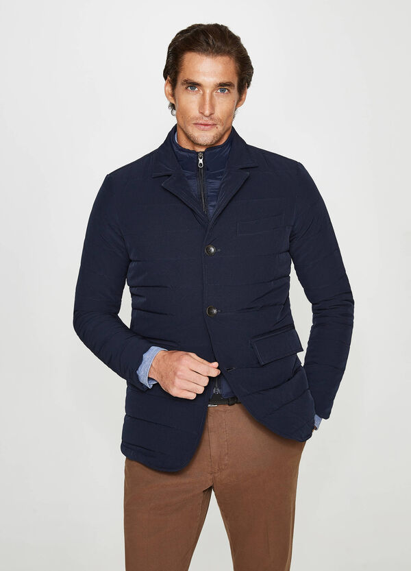 Rumford stretch jacket with lapels | OVS
