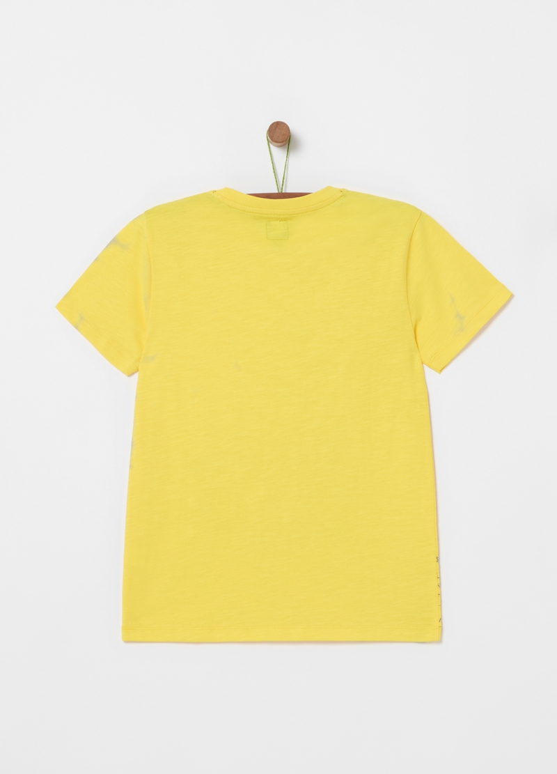 T-shirt with National Geographic map image number null