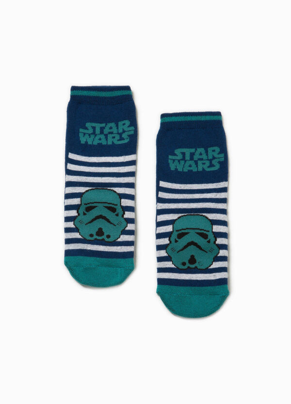 Striped Star Wars slipper socks | OVS