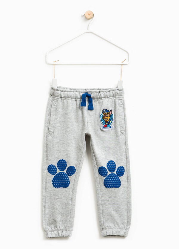 Joggers with Paw Patrol patch | OVS