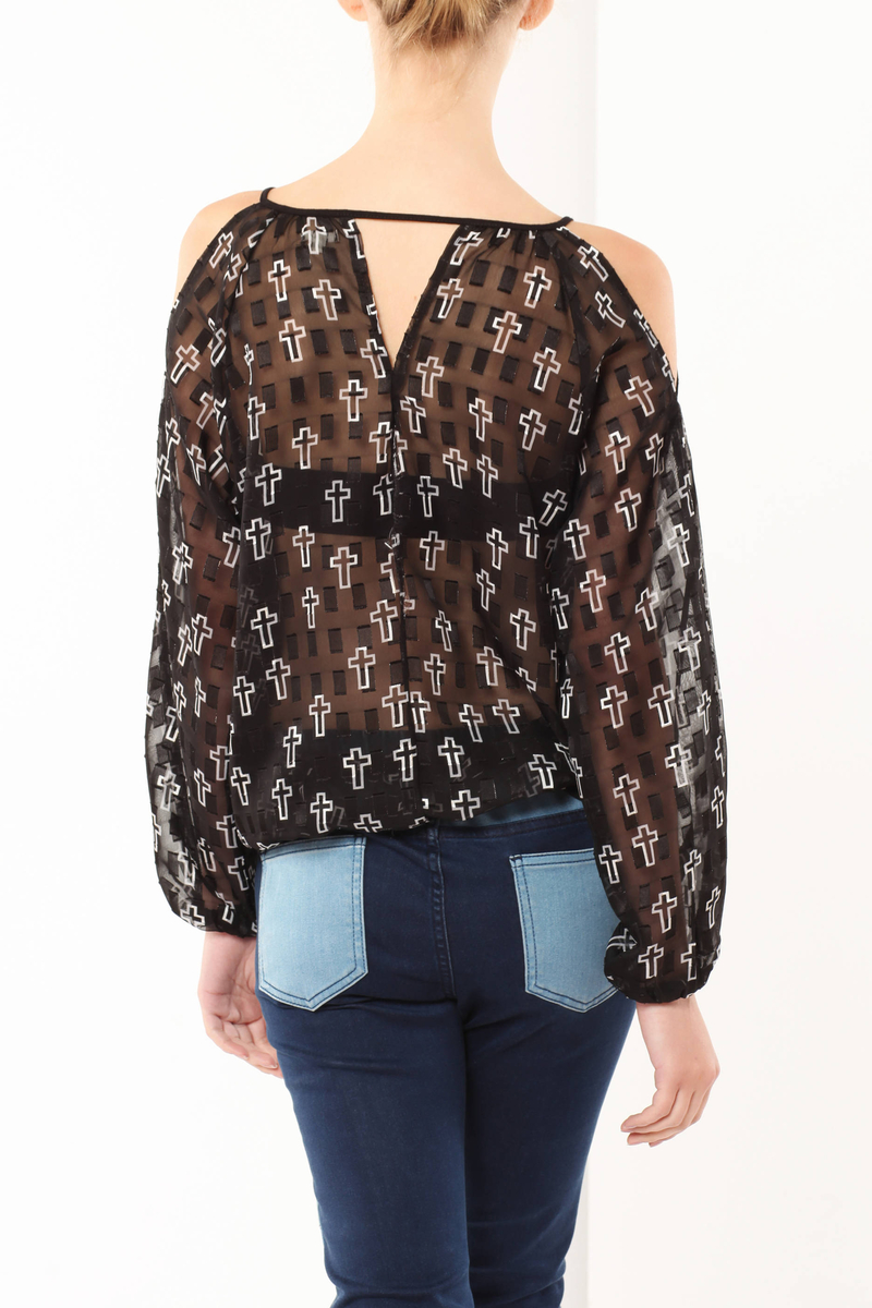 Blusa fantasia image number null