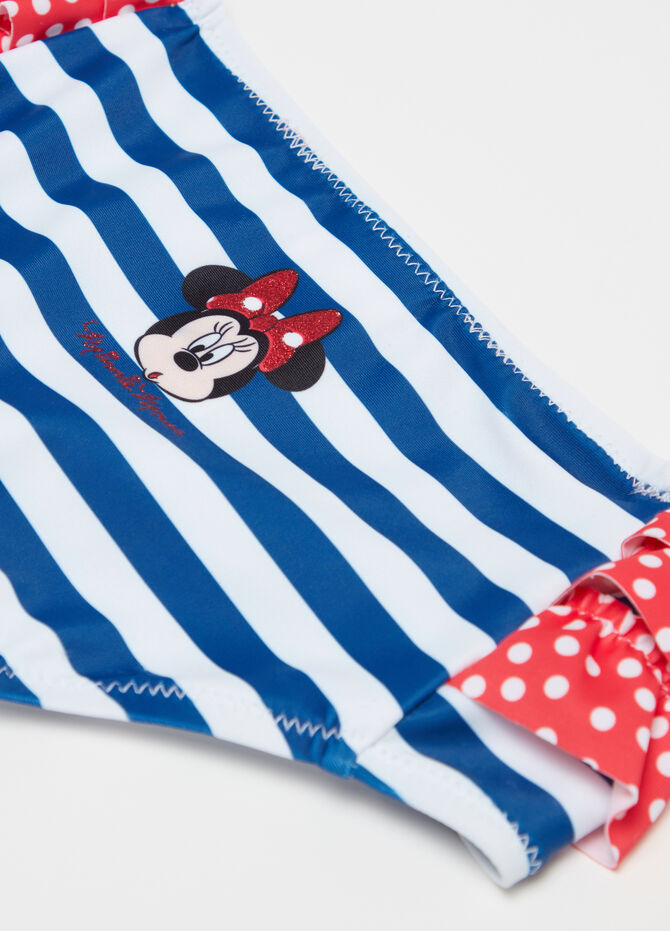 Disney Baby swim briefs with flounce and pattern