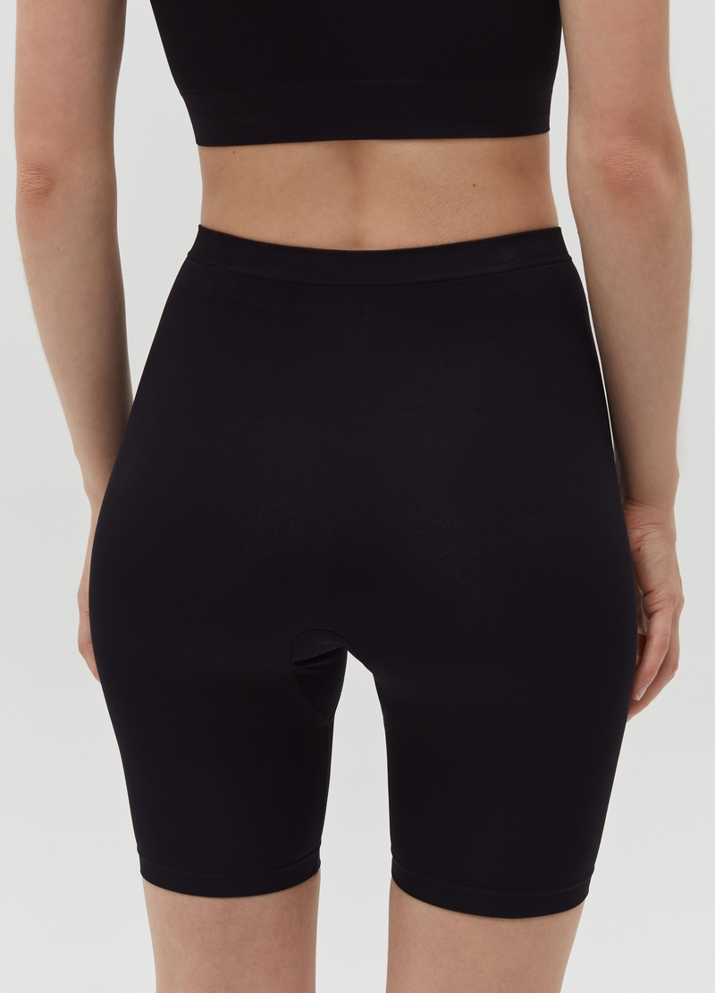 Seamless cycling leggings image number null