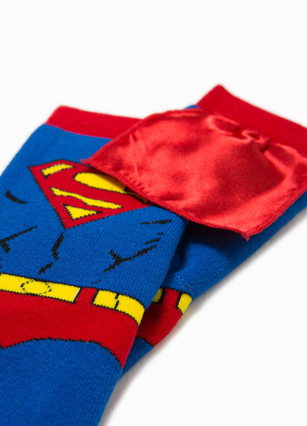 Spiderman slipper socks in cotton blend | OVS