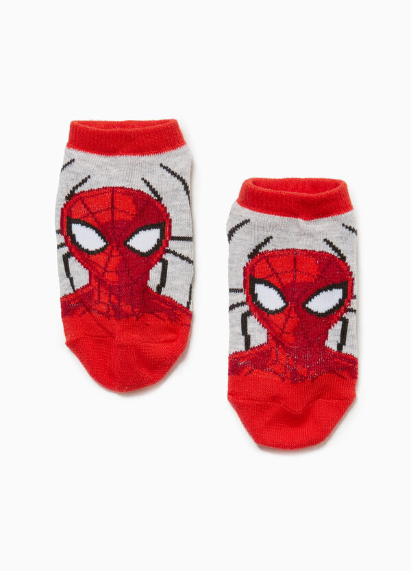 Calze antiscivolo stretch Spiderman