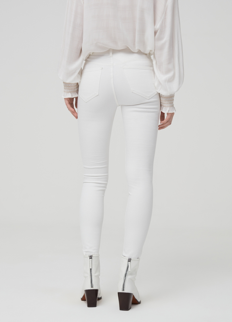 Super-skinny-fit stretch jeans image number null