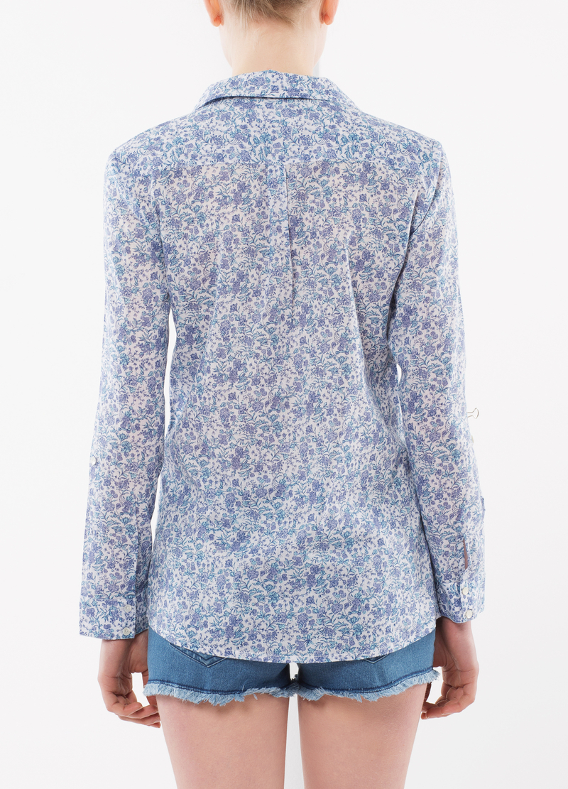 Blusa floreale image number null