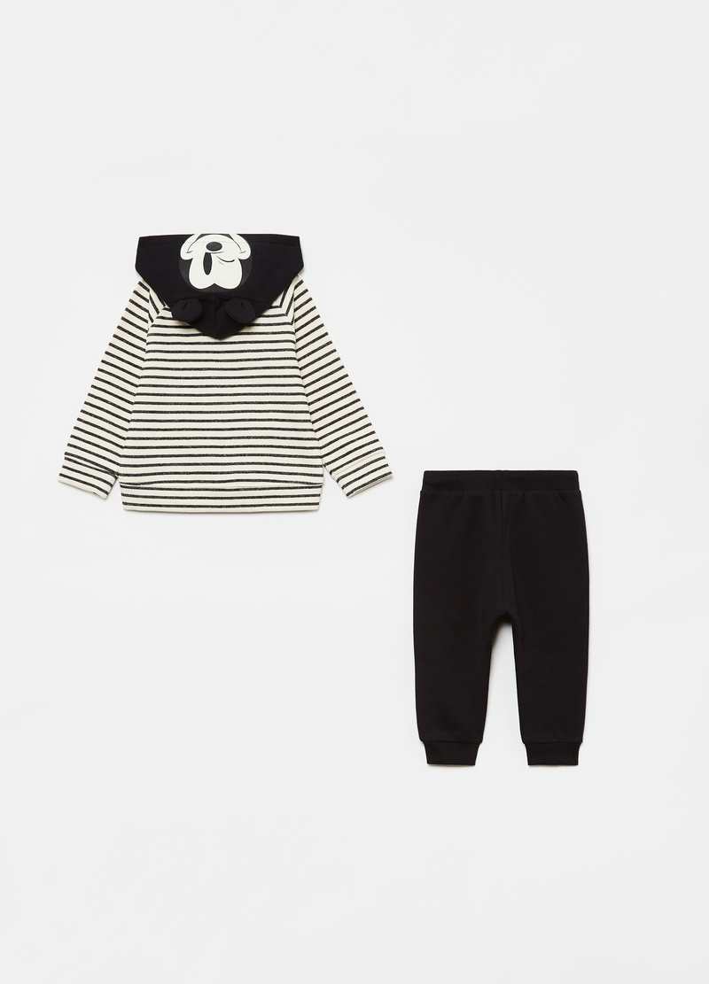 Disney sweatshirt and trousers jogging set image number null