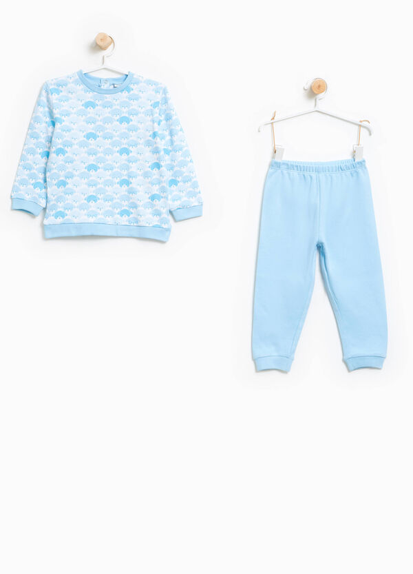 Cotton pyjamas with teddy bears | OVS