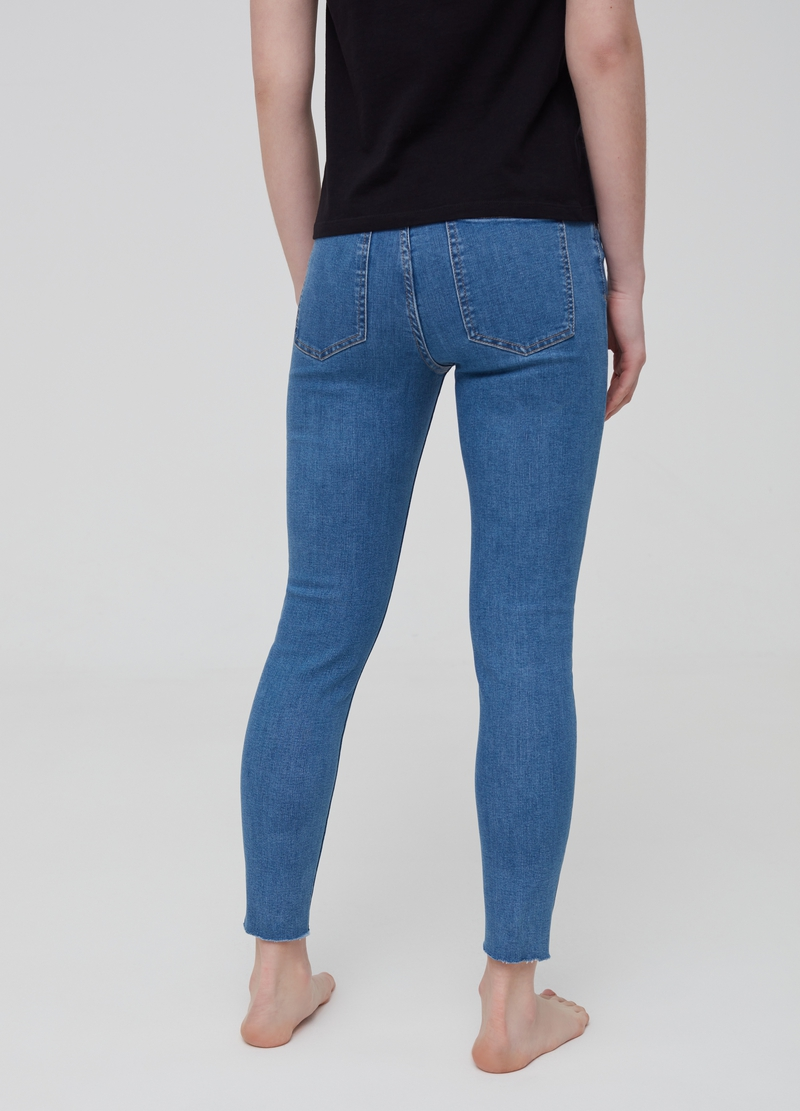 Jeans skinny fit stretch orlo a vivo image number null