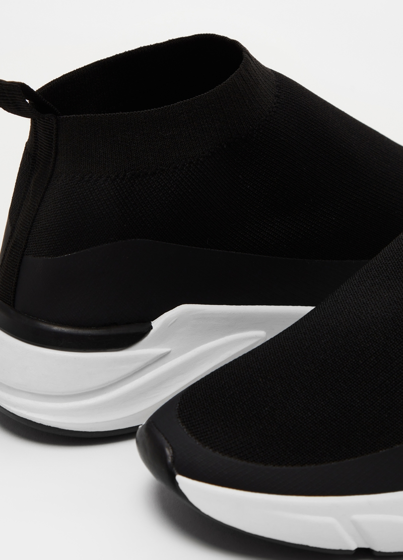 Sock sneakers with thick sole image number null