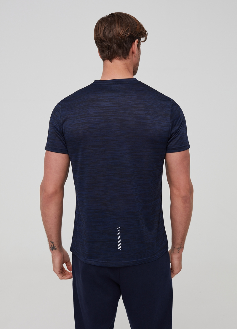 Degradé T-shirt with round neck image number null
