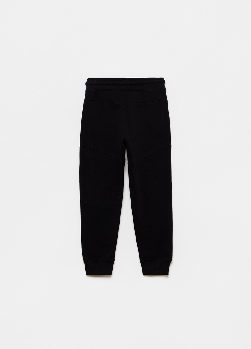 Joggers in felpa con tasche image number null