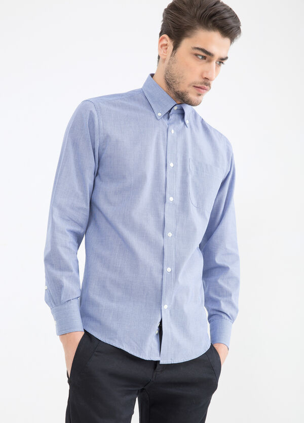 Regular-fit check shirt | OVS