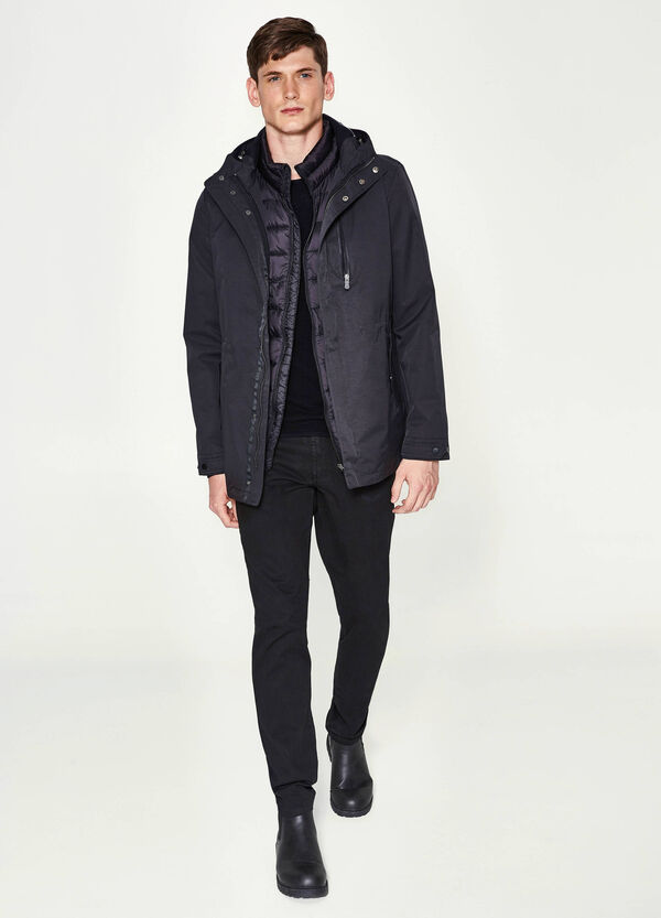 Jacket with padded lining | OVS