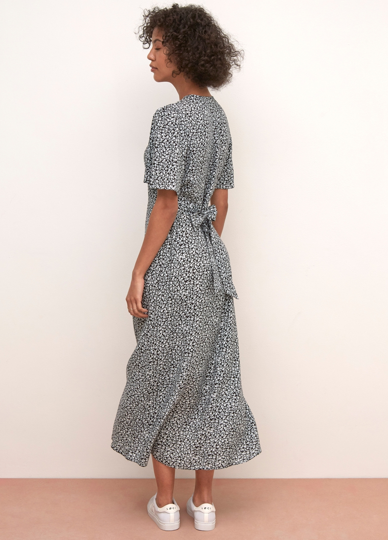 Nobody's Child floral maxi dress image number null