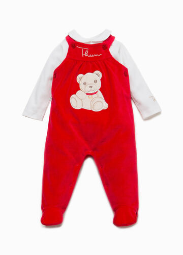 THUN Teddy cotton blend outfit