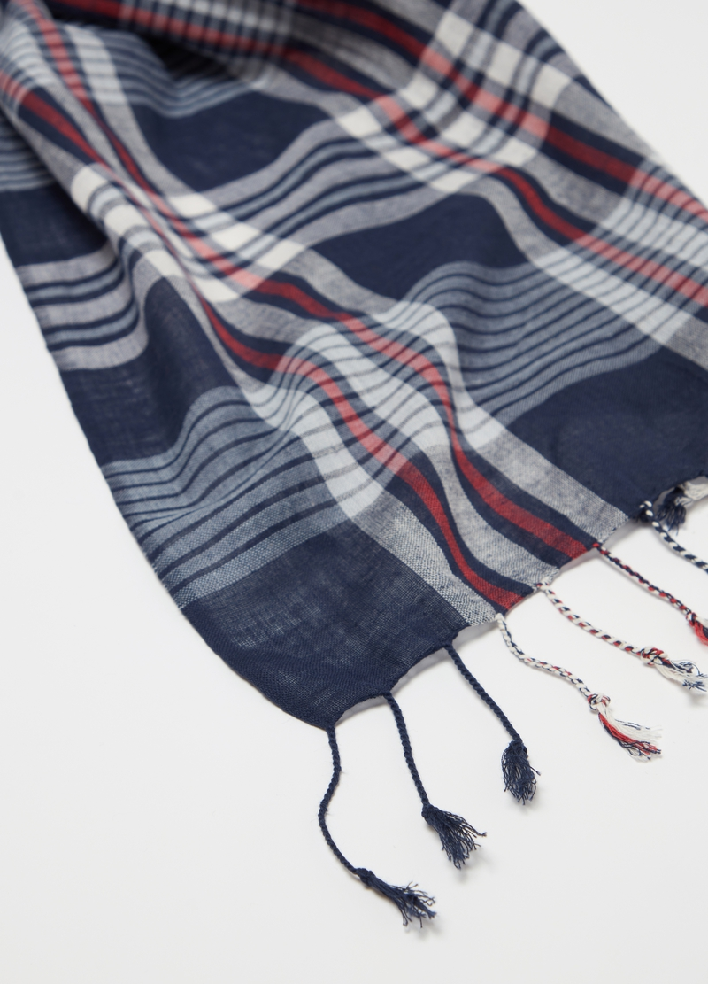 Pashmina in 100% cotton image number null