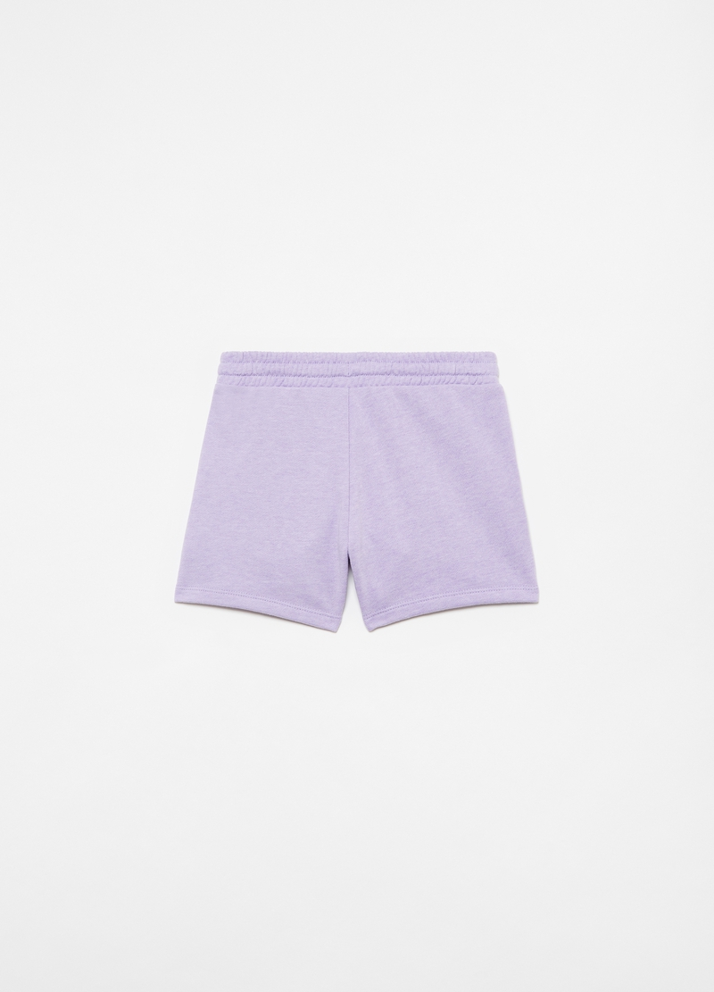 GAP fleece shorts with print image number null