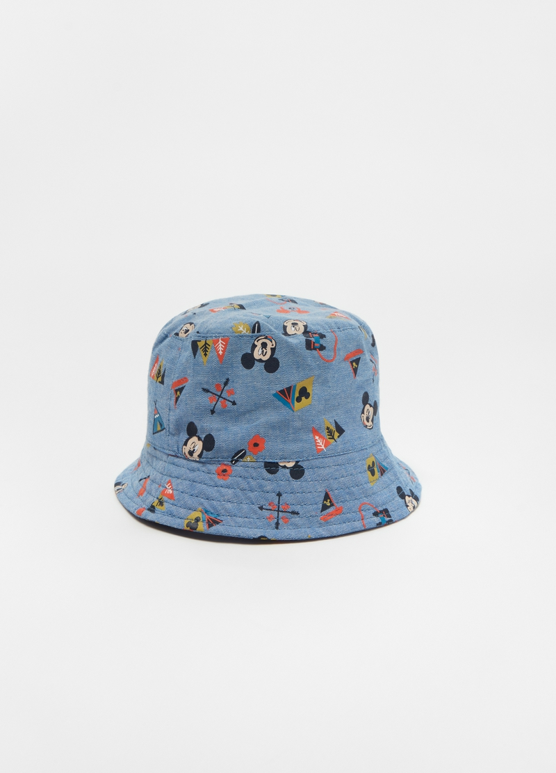 Disney Baby Mickey Mouse cotton hat image number null