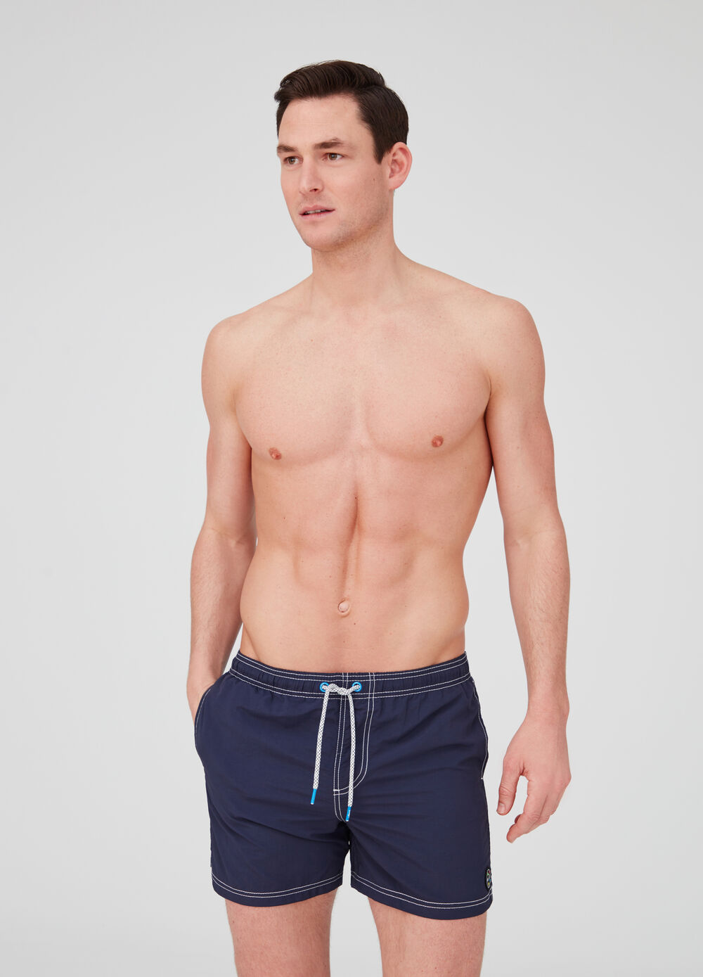 Maui and Sons swim shorts with drawstring