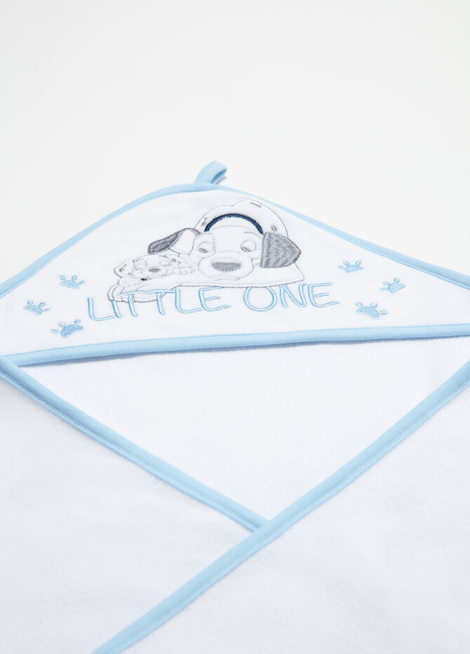 Disney Baby cotton bathrobe