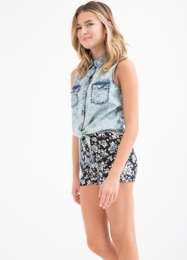 Gilet di jeans used Teen | OVS